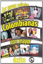 LAS NUEVAS PELÍCULAS COLOMBIANAS CON MAYOR ÉXITO