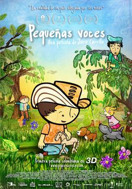 PEQUEÑAS VOCES - LARGOMETRAJE