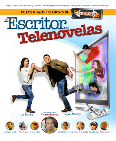 EL ESCRITOR DE TELENOVELAS