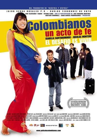 COLOMBIANOS UN ACTO DE FE