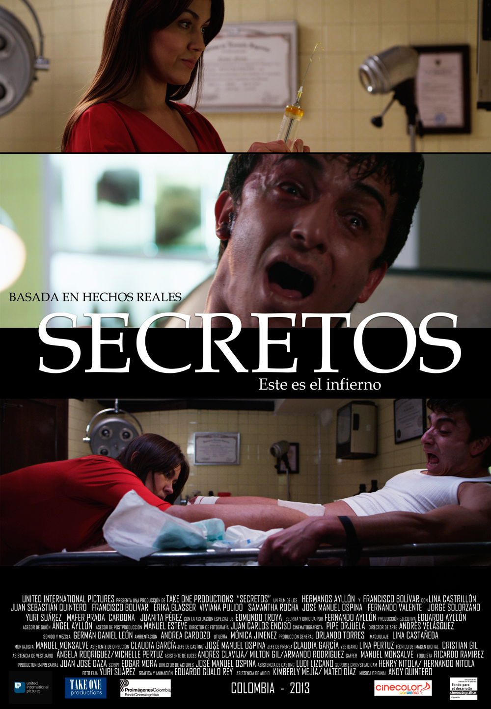 Cine Colombiano Secretos Proimagenes Colombia