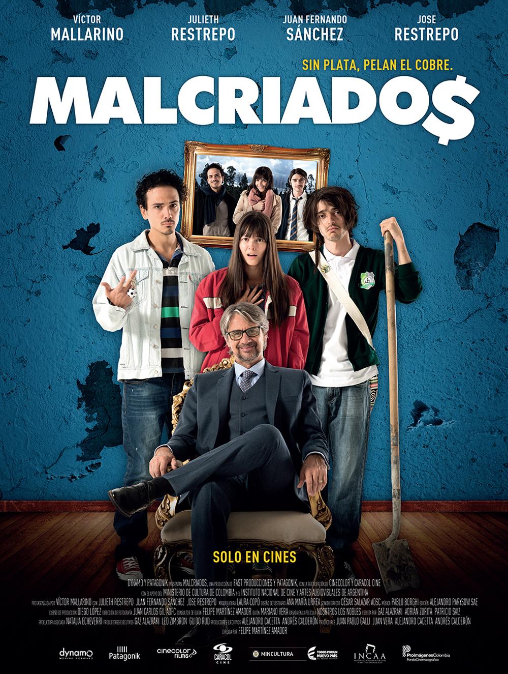 películas colombianas
