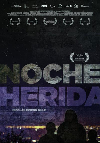 NOCHE HERIDA