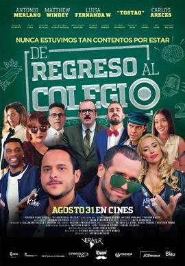DE REGRESO AL COLEGIO
