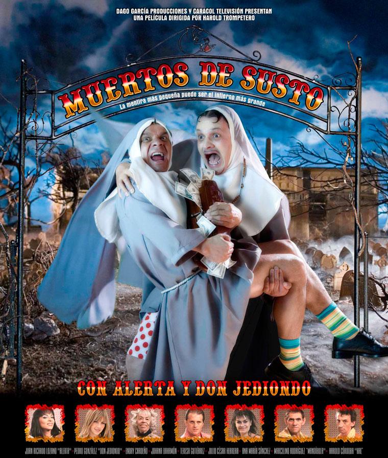 Cine Colombiano Muertos De Susto Proimágenes Colombia