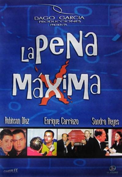 LA PENA MÁXIMA