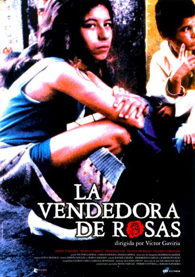 LA VENDEDORA DE ROSAS