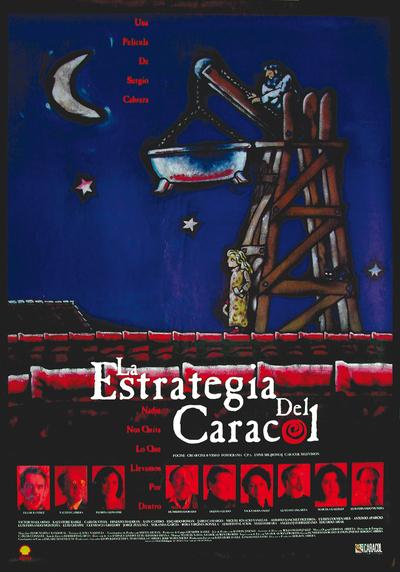 LA ESTRATEGIA DEL CARACOL