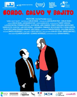 GORDO, CALVO Y BAJITO