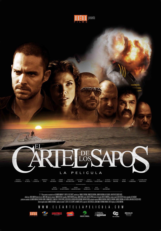 Cine Colombiano El Cartel De Los Sapos Proimágenes Colombia
