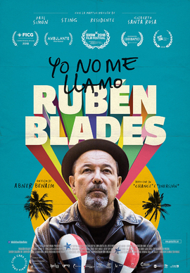 RUBEN BLADES IS NOT MY NAME