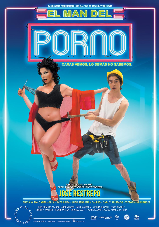 Peliculas De Porno Comedia cine colombiano: el man del porno   proimágenes colombia