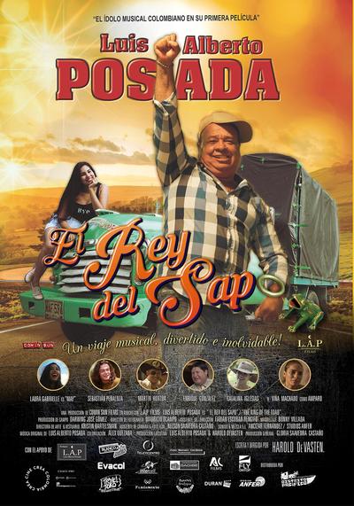 Afiche oficial El Rey del Sapo.jpg