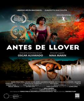 ANTES DE LLOVER
